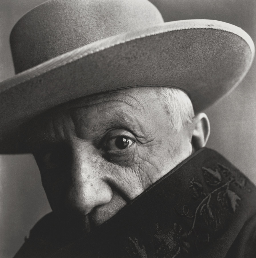Irving Penn Picasso