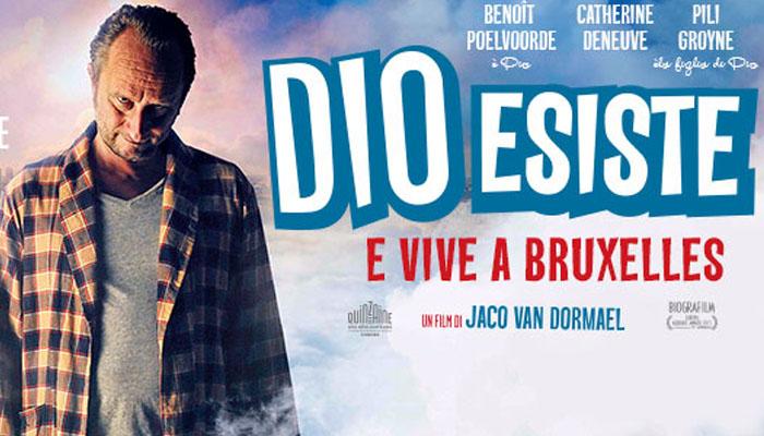 Cognome e nome: Padre Eterno – psicorecensione al film Dio esiste e vive a Bruxelles