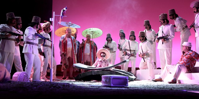 Lo psicoanalista all'Opera: L'italiana in Algeri al Rossini Opera Festival