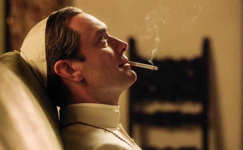 recensione the young pope Paolo Sorrentino