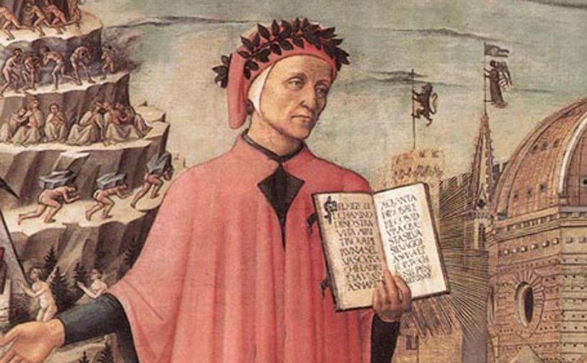 Dante psicofuturista